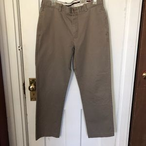 J Crew Mens Pants 32W Essential Chino Pant